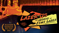 The Legend of Jimi Lazer